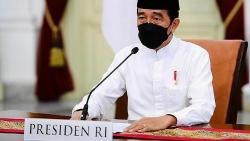 Ứng phó chậm chạp với Covid-19, tỷ lệ ủng hộ Tổng thống Indonesia Joko Widodo sụt giảm
