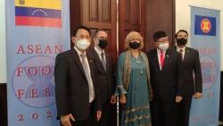 Đại sứ quán Việt Nam tại Venezuela: Chủ động, tích cực đẩy mạnh hoạt động đối ngoại trong tình hình mới