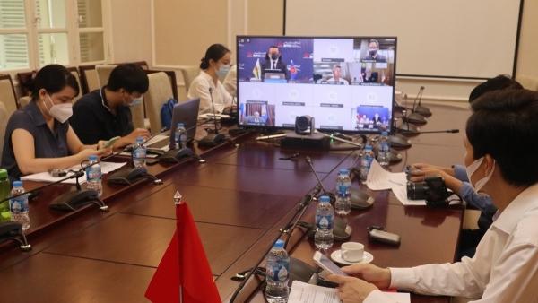 Việt Nam tiếp tục đẩy mạnh hợp tác về đô thị thông minh trong và ngoài ASCN
