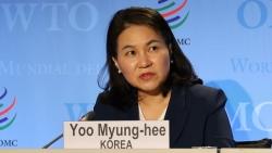 Điều ít biết về ứng cử viên sáng giá của Hàn Quốc cho vị trí Tổng Giám đốc WTO