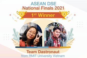 Đại học RMIT đại diện Việt Nam dự vòng Chung kết cuộc thi Khám phá Khoa học số ASEAN