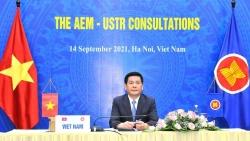 ASEAN cùng các đối tác cam kết tạo thuận lợi cho đầu tư, thương mại