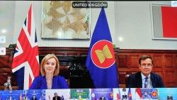 Tham vấn cấp Bộ trưởng Kinh tế giữa ASEAN và các nước đối tác