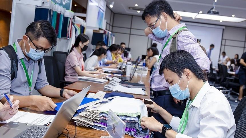 Cơ hội kết nối giao thương ngành dệt may Việt Nam – Đài Loan (Trung Quốc)