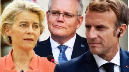 AUKUS đang 'phủ bóng đen' lên thỏa thuận thương mại tự do EU-Australia?