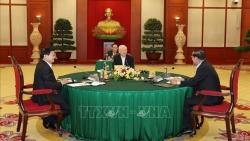 Việt Nam - Lào - Campuchia gặp cấp cao