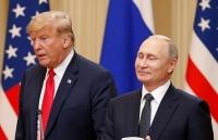 Đối ngoại kiểu Tổng thống Trump: Món quà cho ông Putin