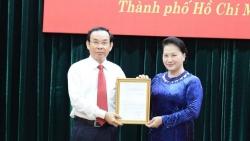 Giới thiệu đồng chí Nguyễn Văn Nên để bầu làm Bí thư TP. Hồ Chí Minh