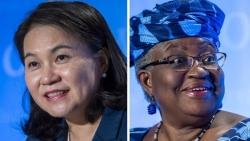 WTO sẽ lần đầu tiên có lãnh đạo nữ
