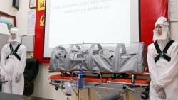 2 bệnh viện được tặng cáng y tế áp lực âm phòng dịch Covid-19