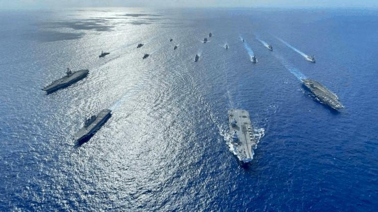 Việt Nam bình luận việc tàu Anh và New Zealand đi vào Biển Đông