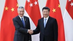Singapore 'hoan nghênh và ủng hộ' nỗ lực của Bắc Kinh gia nhập CPTPP