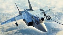 Chiến đấu cơ Nga xuất kích ngăn chặn máy bay Mỹ giữa biển Nhật Bản