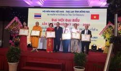 Hội Hữu nghị Việt Nam-Thái Lan: Tiếp tục vai trò cầu nối đáng tin cậy