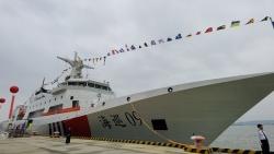 Trung Quốc khả năng đưa tàu tuần tra dân sự cỡ lớn hoạt động ở Biển Đông