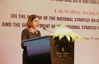 Việt Nam đạt được tiến bộ về bình đẳng giới trong nhiều lĩnh vực