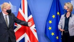 Hậu Brexit: Đàm phán xuyên đêm nhưng Anh-EU vẫn chưa tìm được 'tiếng nói chung'