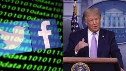 Facebook, Twitter mất ngay 51 tỷ USD vì 'cấm cửa' Tổng thống Trump