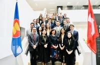 Thúc đẩy quan hệ Việt Nam - Thụy Sỹ và tăng cường hiểu biết về ASEAN