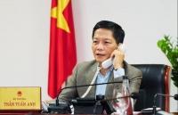 Bộ trưởng Công Thương điện đàm với Tổng Thư ký ASEAN trao đổi kế hoạch phục hồi kinh tế khu vực