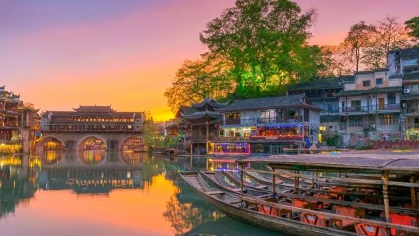 Du lịch Trung Quốc đạt đỉnh trong kỳ nghỉ lễ Quốc tế Lao động