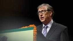 11 sự thật về Bill Gates: Mỗi giây kiếm được 4.630 USD; nếu chi 1 triệu USD mỗi ngày, mất 400 năm để tiêu hết tài sản