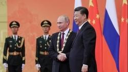 Nga và Trung Quốc khởi công dự án liên doanh hạt nhân