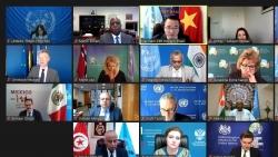 Hội đồng Bảo an họp theo thể thức Arria về tình hình Libya
