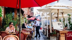 Mỹ: Lạm phát trên... thực đơn nhà hàng
