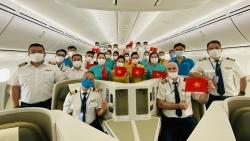 Chuyến bay đầu tiên trong năm 2021 đưa công dân Việt Nam từ Hoa Kỳ về nước