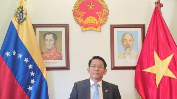 Việt Nam chuyển giao chức Chủ tịch Ủy ban ASEAN tại Caracas cho Indonesia