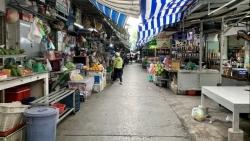 Covid-19: Hàng hóa tại 'điểm nóng' phía Nam dồi dào, sức mua giảm, giá cả ổn định