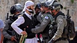Đụng độ với quân đội Israel ở khu vực Bờ Tây, 270 người Palestine bị thương