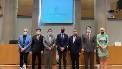 Hoạt động của Đại sứ Lê Hồng Trường cùng đoàn Nhóm các Đại sứ quán ASEAN tại Athens, Hy Lạp