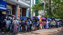 Tình hình Myanmar: Khủng hoảng tài chính toàn diện?