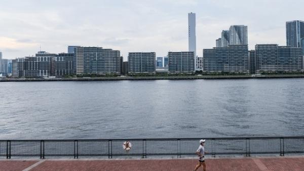 Hậu Thế vận hội, căn hộ ở làng Olympic Nhật Bản 'sốt xình xịch'