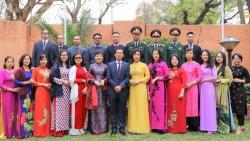 Đại sứ quán Việt Nam tại Nam Phi tổ chức các hoạt động kỷ niệm 75 năm Quốc khánh 2/9