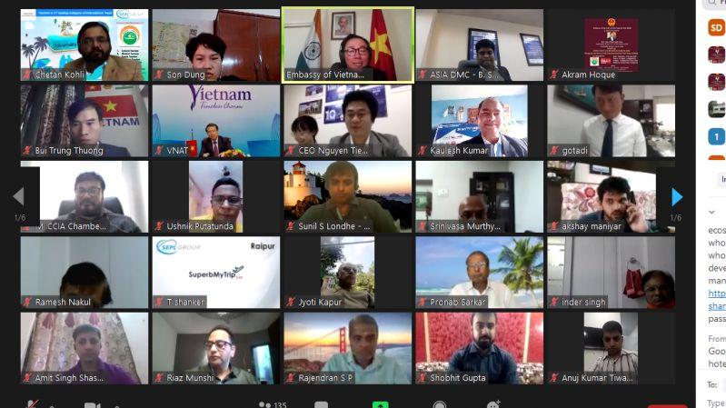 Du lịch Việt Nam-Ấn Độ nỗ lực vượt khó hậu Covid-19