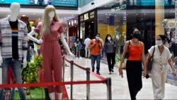 Kinh tế Ấn Độ tăng trưởng kỷ lục 20,1%