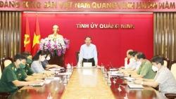 Quảng Ninh nỗ lực hoàn thành tiêm vaccine Covid-19 mũi 1 cho 100% người dân