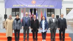 Đại sứ quán Việt Nam tại Thụy Điển chủ trì tổ chức lễ kỷ niệm ngày ASEAN và Ngày Gia đình ASEAN