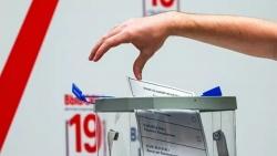 Ukraine: Tất cả những người tham gia bầu cử Hạ viện Nga tại Donbass và Crimea sẽ bị trừng phạt