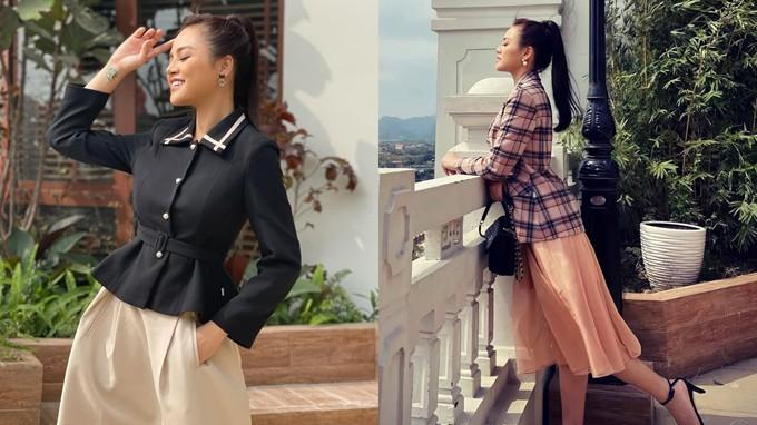 Hương vị tình thân: Trái ngược với Nam, hai nhân vật được khen nức nở về phong cách ăn mặc
