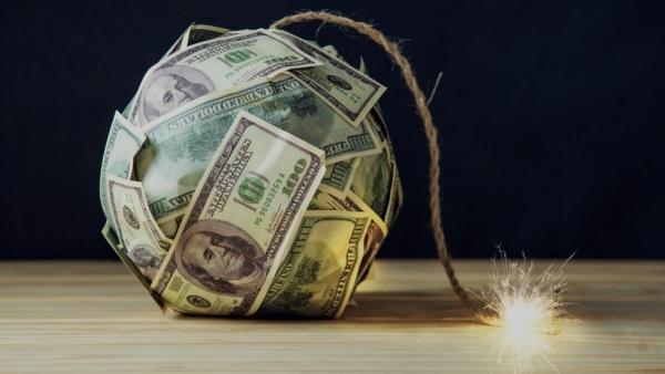 Nguy cơ vỡ nợ hiện hữu, kinh tế Mỹ có thể phải đối mặt với trận 'đại hồng thủy'