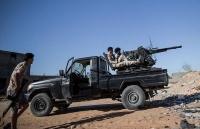 Libya: GNA điều máy bay chiến đấu liên tục không kích gần Thủ đô Tripoli