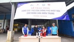 Chính phủ Nhật Bản hỗ trợ người dân Thừa Thiên - Huế khắc phục thiên tai