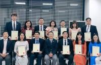 """13 đại biểu trẻ Việt Nam tham dự khóa học """"Xúc tiến du lịch cộng đồng"""" tại Nhật Bản"""