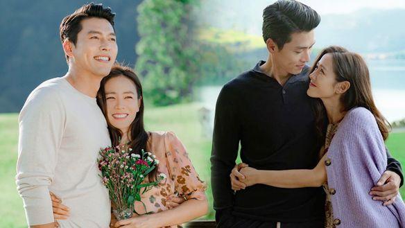 Đôi tình nhân màn ảnh Hyun Bin - Son Ye Jin được yêu thích nhất năm 2020