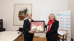 Thúc đẩy quan hệ hợp tác giữa Việt Nam và các địa phương của Áo