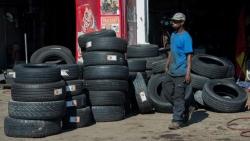 Mỹ buộc tội một công ty trốn thuế liên quan đến lốp xe từ Trung Quốc